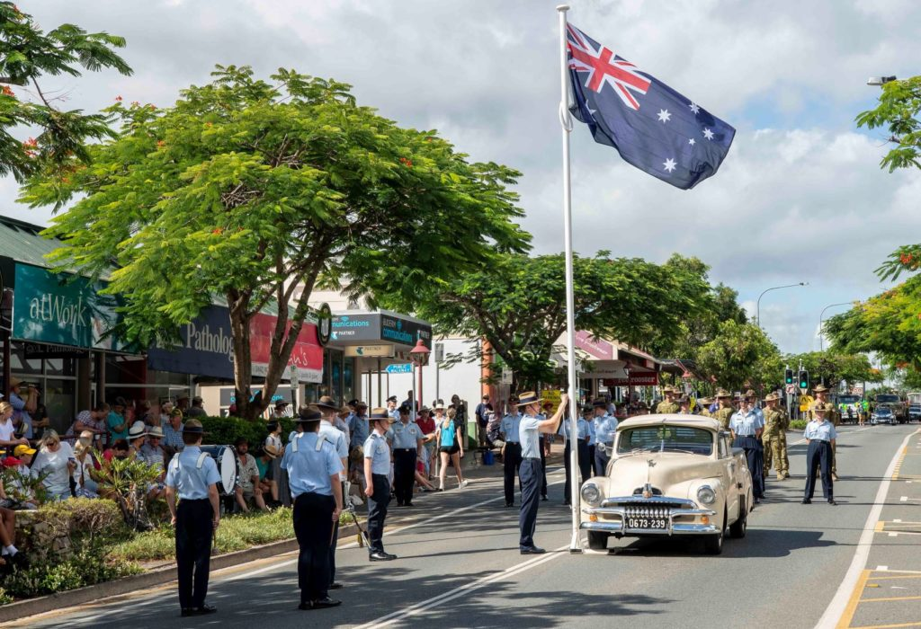 Australia Day 2019 Flag Raising