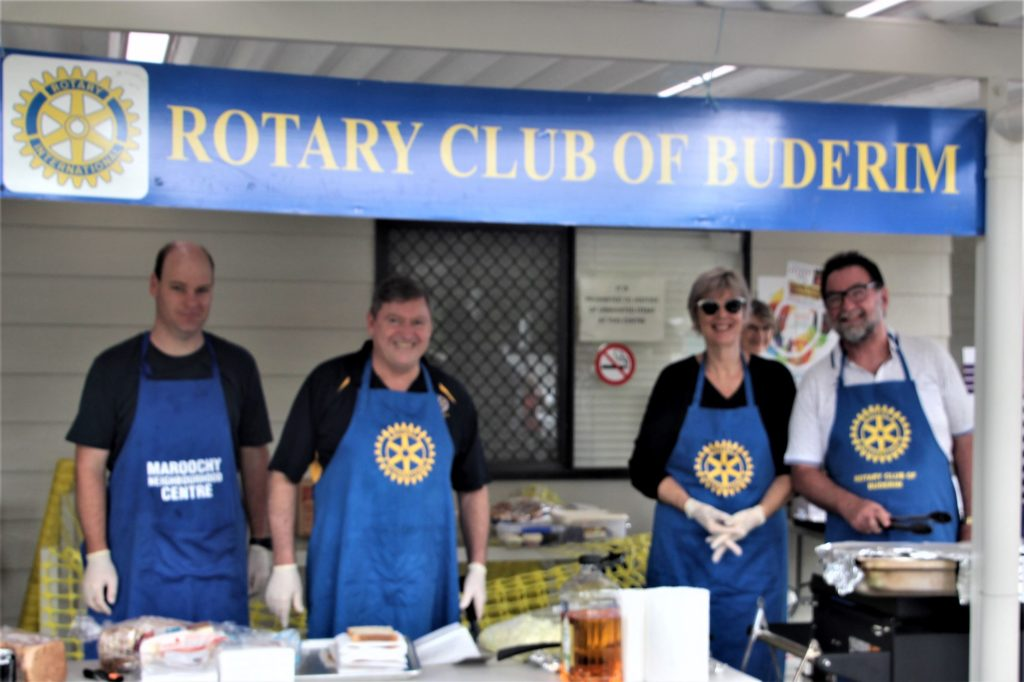 Maroochydore Neighborhood Centre BBQ
